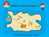 Treasure Map Measurement - Measure the Length