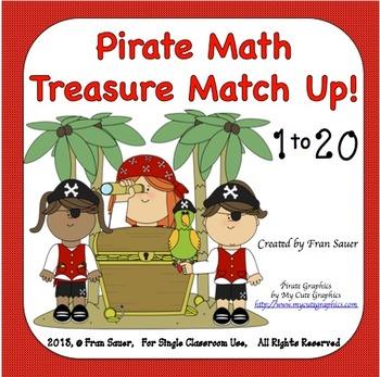 1 to 1 Correspondence ~ Treasure Match Up!