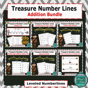 Treasure Number Lines Big Bundle