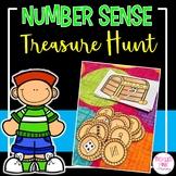 Treasure Number Sense Sort