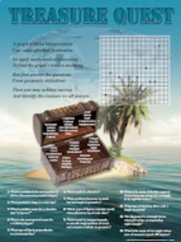 Treasure Quest Puzzle - An Enrichment Activity