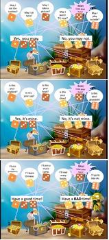 Treasure Reading Game
