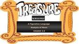 Treasure Song Lyric Analysis For Figurative Language Grades 5-8