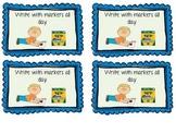 Treasure box coupons, classroom rewards, coupons, incentiv