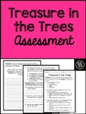 Treasure in the Trees Comprehension Assessment  (Ready Gen)
