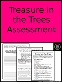 Treasure in the Trees Vocabulary Assessment (Ready Gen Third Grade)