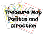 Treasure map positional directions