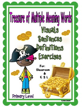 Treasure of Multiple Meaning Words