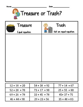 Treasure or Trash?