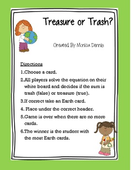 Treasure or Trash?