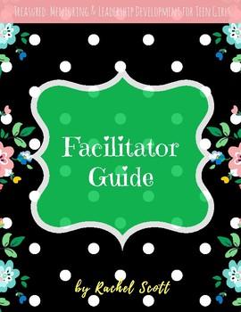 Treasured - Facilitator Guide and Flower Power Teams Pack