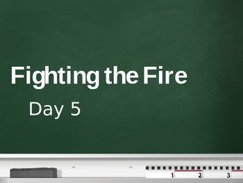 Treasures - 2nd Grade - Fighting the Fire - Day 5