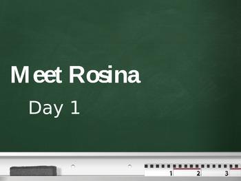 Treasures - 2nd Grade - Meet Rosina - Day 1