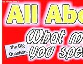Treasures 1st First Grade Big Question Board BQB Units 1-6