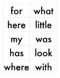 Treasures 1st Grade Sight Word Game - Smart Start