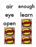 Treasures 1st Grade Sight Word Game - Unit 5