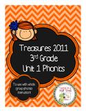 Treasures 2011 Grade 3 Phonics Unit 1