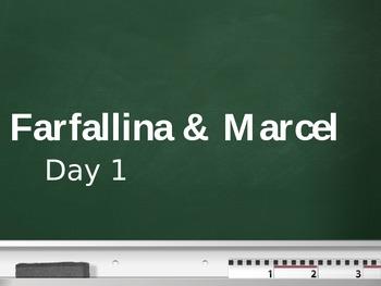 Treasures - 2nd Grade - Farfallina & Marcel - Day 1