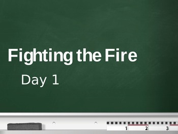Treasures - 2nd Grade - Fighting the Fire - Day 1