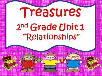 Treasures 2nd Grade Unit 1 Supplemental Resources