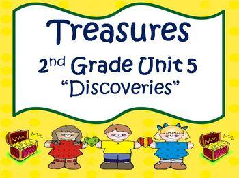 Treasures 2nd Grade Unit 5 Supplemental Resources