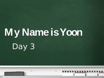 Treasures - 2nd Grade - My Name is Yoon - Day 3