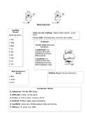 David's New Friends 2nd grade unit 1 lesson 1 study guide