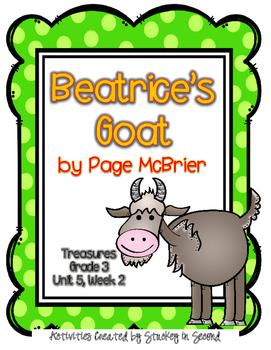 Treasures 3rd Grade - Beatrice's Goat - Unit 5, Week 2