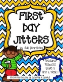 Treasures 3rd Grade-First Day Jitters-Unit 1, Week 1
