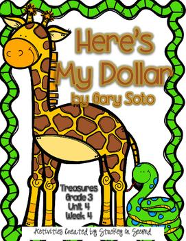 Treasures 3rd Grade - Here's My Dollar - Unit 4, Week 4