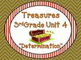 Treasures Reading 3rd Grade Unit 4 Printables