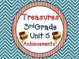 Treasures 3rd Grade Unit 6 Supplemental Resources Bundle