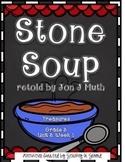 Treasures 3rd Grade - Stone Soup - Unit 3, Week 1