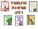 Treasures 3rd Grade - Unit 4 Bundle (All 5 Weeks included!)