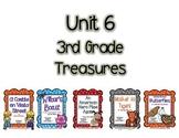 Treasures 3rd Grade - Unit 6 Bundle (All 5 Weeks Included!)