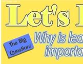 Treasures 3rd ThirdGrade Big Question Board BQB Units 1-6