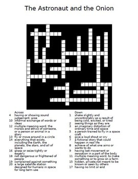 Treasures 4th Grade Cloze Worksheets and Crossword Puzzles Bundle