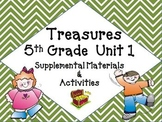 Treasures 5th Grade Unit 1 Supplemental Resources