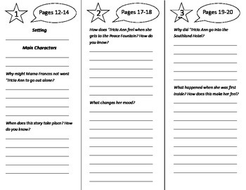 Treasures 5th Grade Trifolds Bundle - Whole Year (2011)