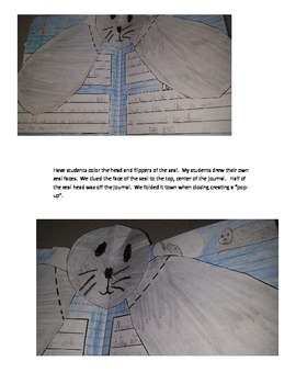 Treasures - A  Harbor Seal Pup Grows Up (Interactive Journal and Posters)