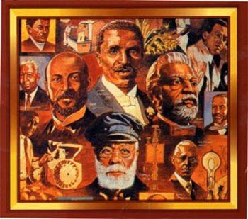 Treasures- African American Inventors