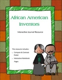 Treasures - African American Inventors (Interactive Journal and Posters)