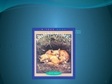 Treasures Animal Homes Vocabulary PowerPoint