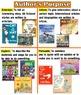 Treasures (California Edition) 2nd Grade Story Response Sh