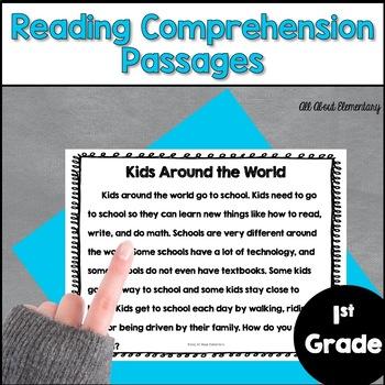 First Grade Close Reads