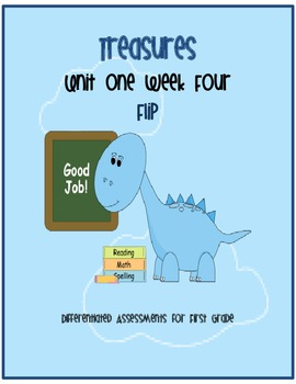 Treasures Common Core Assessment: Flip