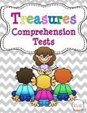 Treasures Comprehension Tests for Second Grade