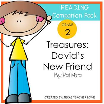 David S New Friend Worksheets Teaching Resources TpT