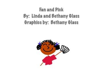 Treasures -Fan and Pick Spelling week 1 Grade 1