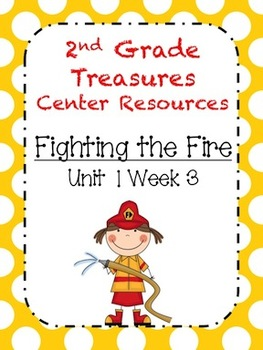 Treasures Fighting the Fire Center Resources